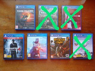 PS4 игры на Русском