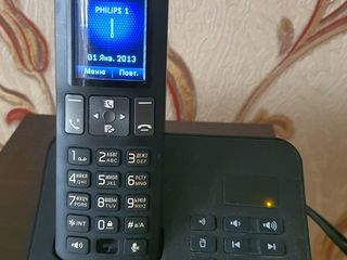 Радиотелефон Philips D605