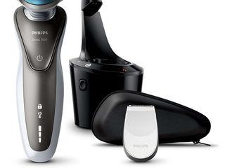 Philips series 7000 s7720/26, 50 min autonomie, alb-gri, preț nou:3999lei, hamster