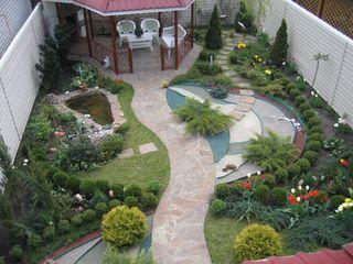 Ландшафтный Дизайн вашего сада!