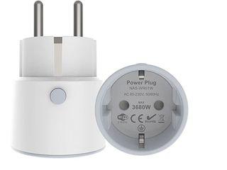 Самая компактная Умная Wi-Fi розетка нового поколения NEO с ваттметром - 300 лей
