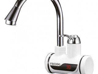 Смеситель электрический SN0025 / Мощность: 3000 Вт / Горячая вода (30-60 градусов)