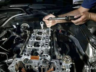 Repararia motoarelor  şasiului coloanii de direcție .