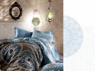 Премиумкачества постельное бельё. Коллекция 2020г, изысканный дизайн, хлопок -Ранфор, люкс .Турция