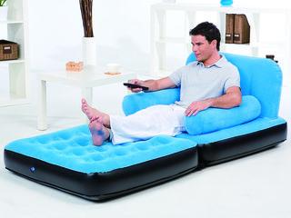 Надувная кровать или матрас для любого случая