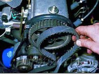 Замена ремня ГРМ роликов помпы Ремонт двигателей ремонт КПП Ремонт ходовой Развал 3Д Запчасти.