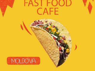 Fast Food Cafe под ключ