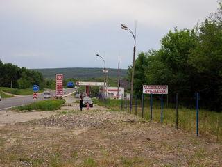 Teren 10 ari destinație sub  construcție, traseu Orhei-Chișinau.