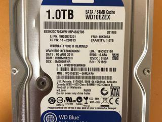 HDD 3.5 1.0Tb 1.5Tb 2.0Tb 3.0Tb б/у с Гарантией!