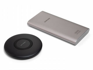 Samsung PowerBank si Wireless charger. Noi!!!