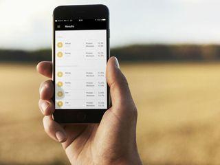 Analizator portabil de: proteine, gluten, ulei, carbohidrați și umiditate în cereale - GrainSense