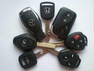 Авто ключ c чипом, ремонт ключей, вскрытие авто, корпус ключа! Chei auto, deblocare usilor