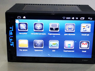 Magnitola 2din pioneer gps, 4 core, 16gb rom, 1gb ram, android. credit!