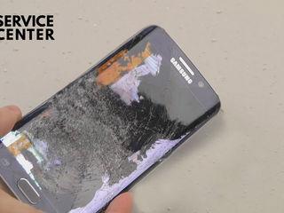 Samsung Galaxy S6 edge( G925) Ecranul sparta – vino la noi indata