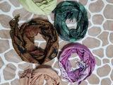 Продам шарфы палантины новые