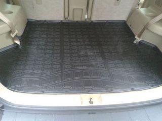 "Коврик в багажник корыто ванночка  covorase auto din poliuretan""Unidec"". Protectia motor din metal"