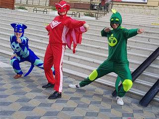Animatori   eroiii in pijama pj masks