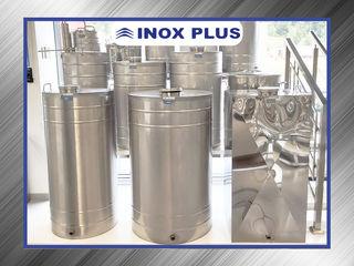 Butoaie și containere din inox