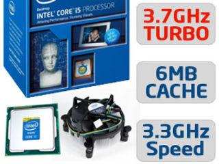 2-4-х ядерные Intel-AMD, разные сокеты, выбор от 100 лей