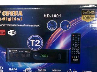 Телевидение без антенны. тюнер 399 лей  + доставка 0 лей