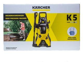 Мойка высокого давления K 5 Karcher 145 Баp/Masina de spalat cu presiune/Garantie/Livrare/7310 lei