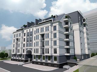 Центр,готовый элитный дом,2-х комн.,53м,2-ой этаж