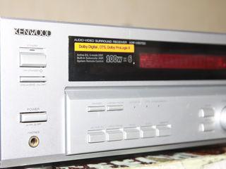 Продам не спешно ресивер Kenwood-KRF-V5570D или обмен равноценный Цена 2 дня за 1000 лей!!!!