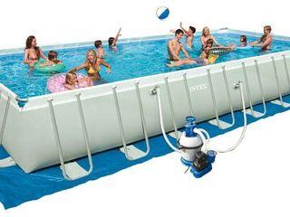 Мир бассейнов