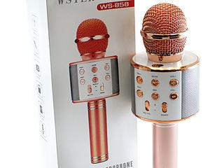 Mобильный каpаоке-микрoфон WSTЕR WS-858
