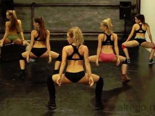 Booty dance. Twerk