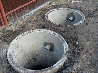 Fintini curatim in toate raioanele sapam canalizari
