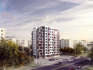 Apartament cu o odaie in blocul locativ din str.Valea Crucii 8/3.