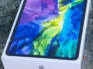 """Apple Ipad Pro 11"""" 128 gb+celular (anul 2020) sigilat in cutie. 950 euro. Cel mai bun pret !"""