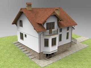 Se vinde casa noua in Colonita !