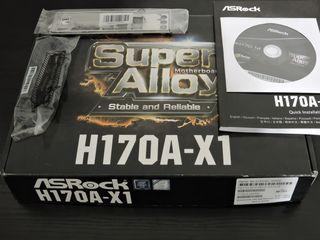ASRock H170A-X1 (LGA 1151) new