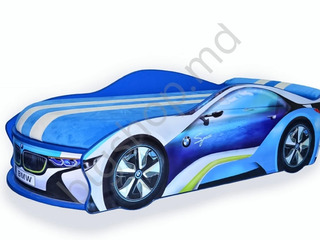 Pat pentru copii Kids Mob BMW blue  preț avantajos! posibil și în credit!