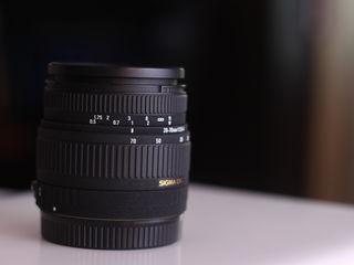 Sigma 28-70 2.8-4.0 Canon