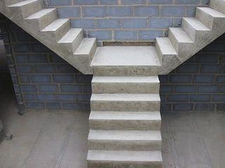 Бетонные лестницы, scari din beton