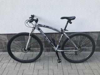 Bicicleta MTB 29' frane pe disc amortizator fata