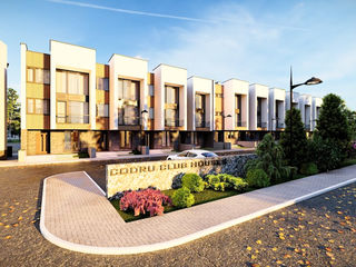 Codru Cub House | un complex exclusiv de tip TownHouse