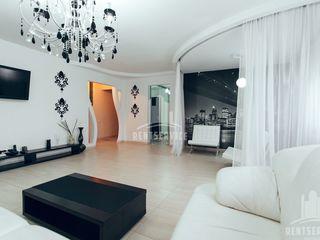 Lux apartament cu 3 odai pe Negruzzi 4/2 pe zi/saptamina, роскошная 3-комн квартира