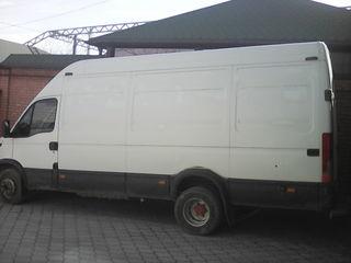 грузоперевозки по молдове и городу весом до 4тонн объем 17 кубов