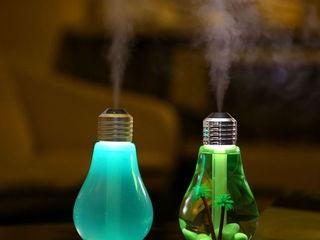 Увлажнитель воздуха, арома лампа, светильник