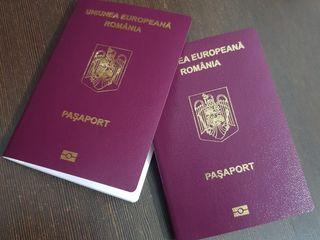 Pasaport Roman timp de 14 zile