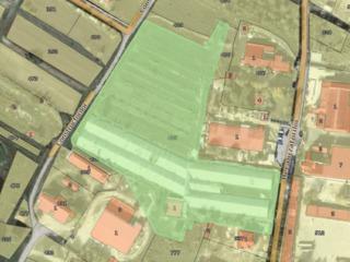 Teren agricol cu suprafața 1,7532 ha r-nul Strășeni, sat. Cojușna, str. Mecanizatorilor, 3