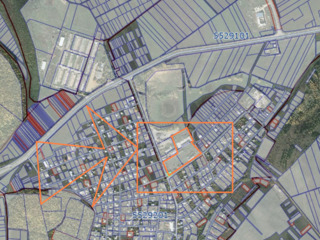 Vânzare, teren, Sociteni, 2,75 ha, 550 000 euro