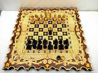 В наличие нарды резные шахматы картина*Карона*эксклюзив