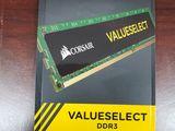 Corsair оперативная память DDR3 4GB новый
