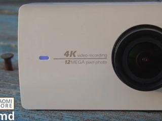 Создай прекрасные воспоминания в формате 4К при помощи замечательной экшн-камеры Xiaomi Yi 4K!