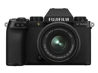 Fujifilm X-S10 black/XC15-45mm kit